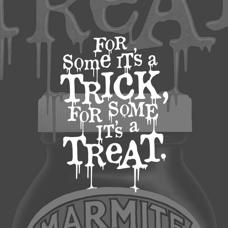 Marmite Halloween 2013